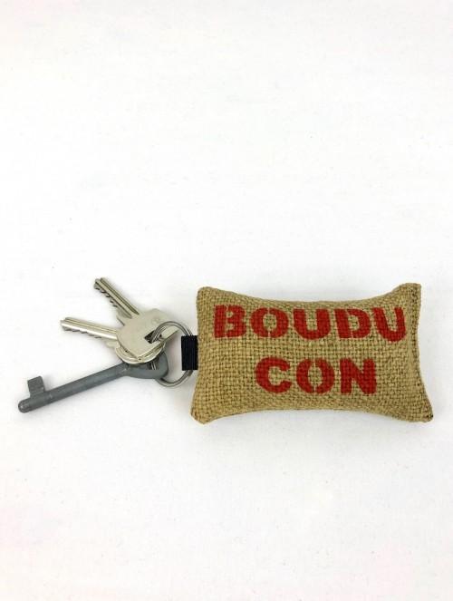 """Porte-clés """"31/boudu con""""..."""