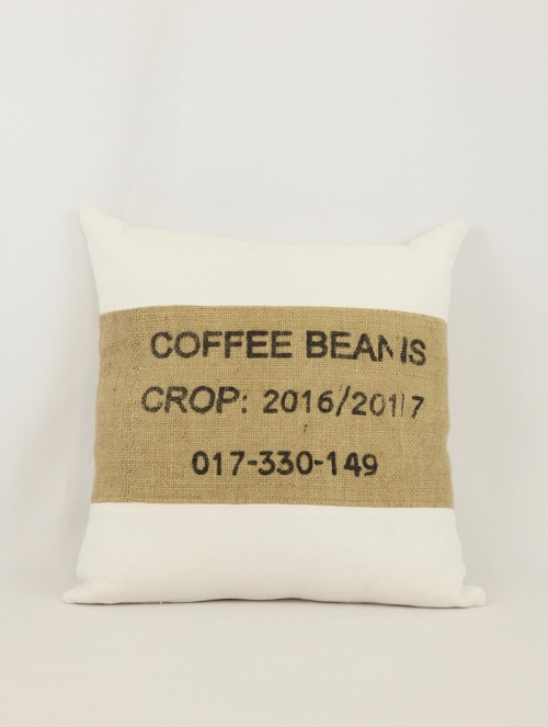 Coussin coffee beans
