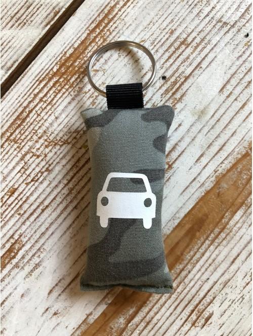 """Porte-clés """"Driver"""" camouflage"""