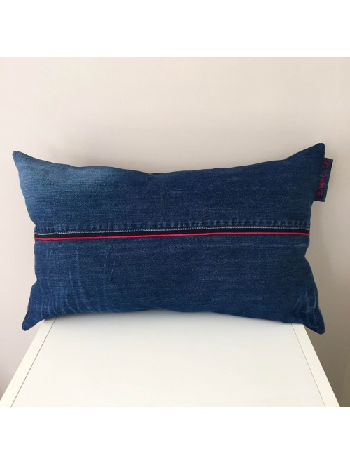 Coussin jeans n°2