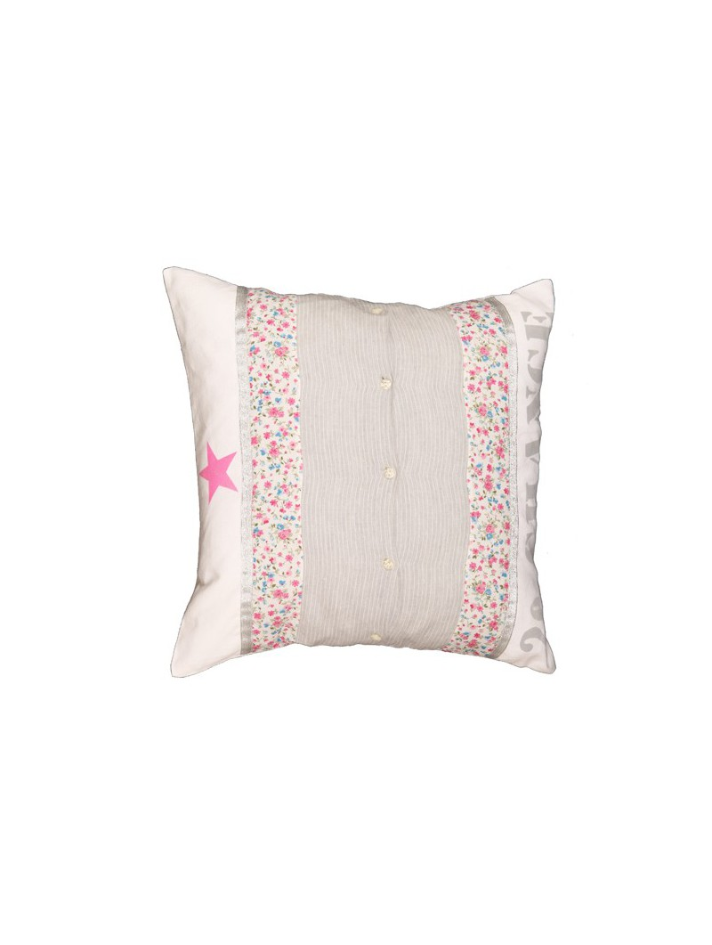 Coussin chemise