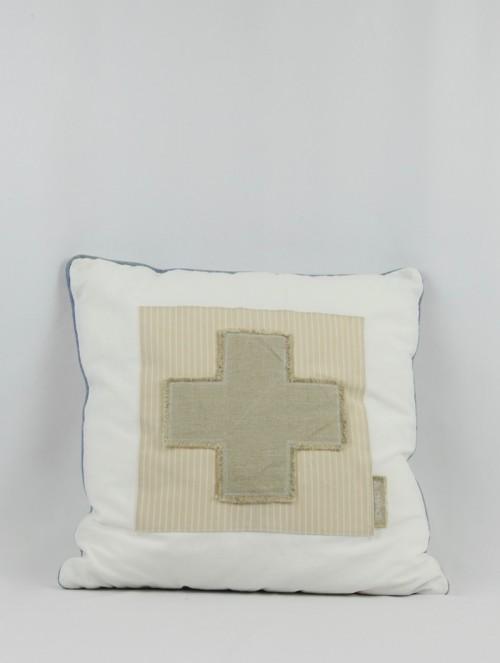 Coussin croix